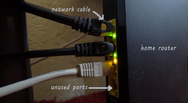home router network securiyt